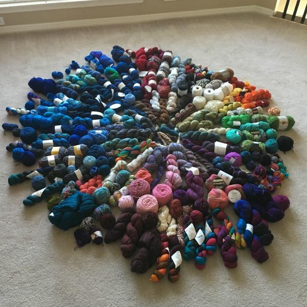 yarn stash