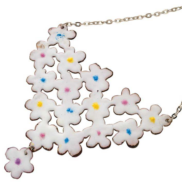 Enameling: Create Flower Jewelry with Enamels, for Color That Lasts Forever