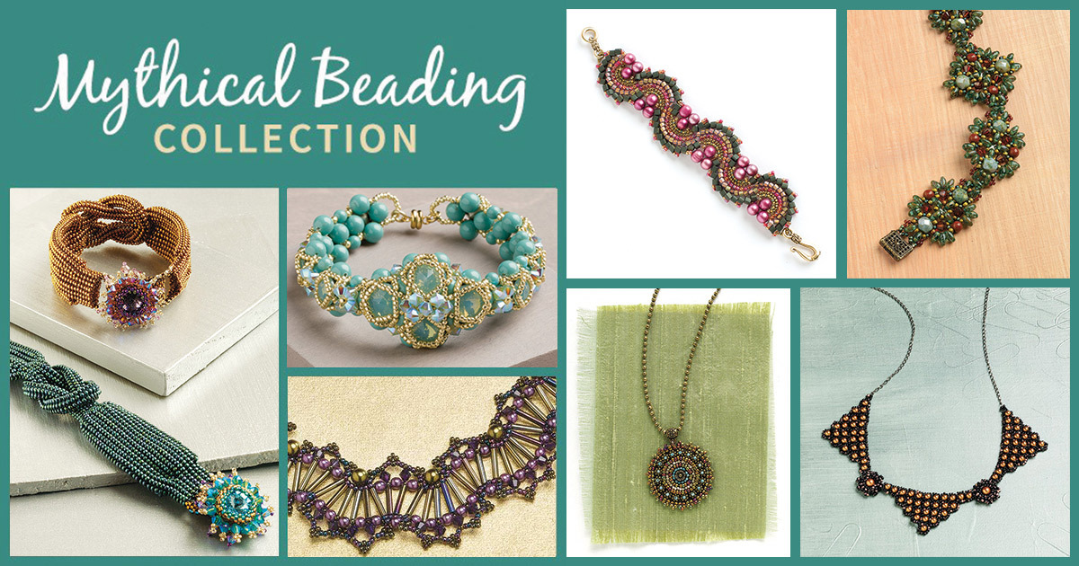 mythical beading collection