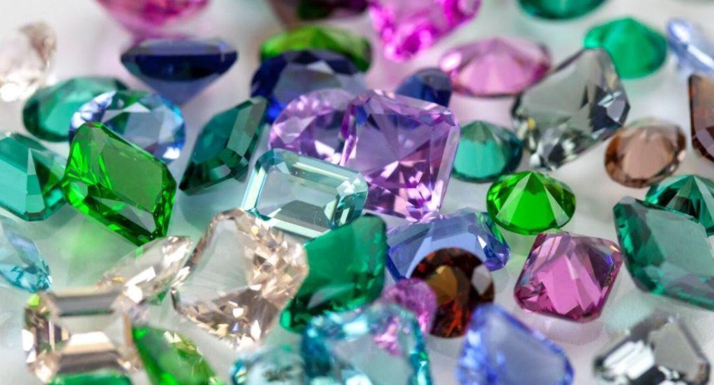 Nano Gemstones Get a Nod from Lis-el Crowley in Metal Clay Jewelry