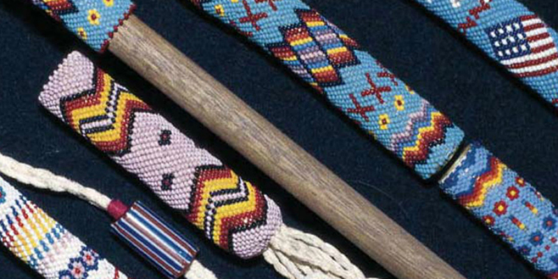 Native American Beadwork 4 Free Patterns Inspired By