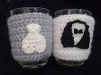 Crochet mug cozy pattern