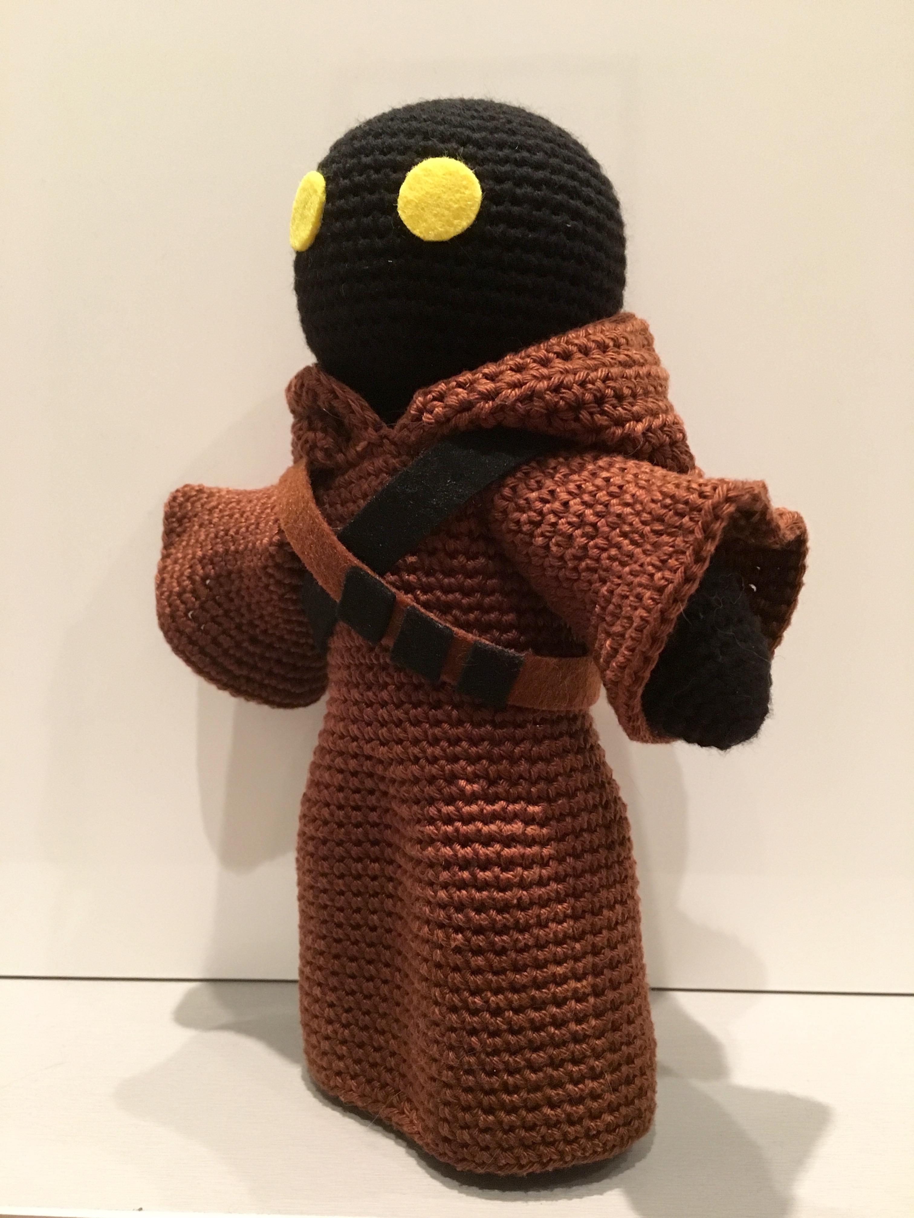 Jawa Crochet Amigurumi