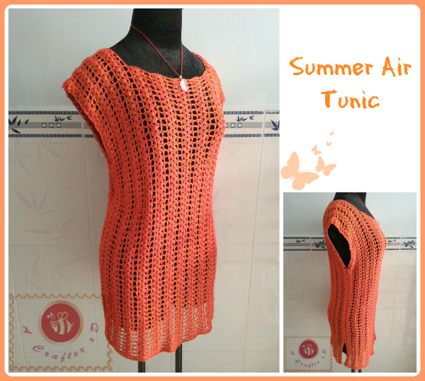 Free Crochet Tunic Pattern