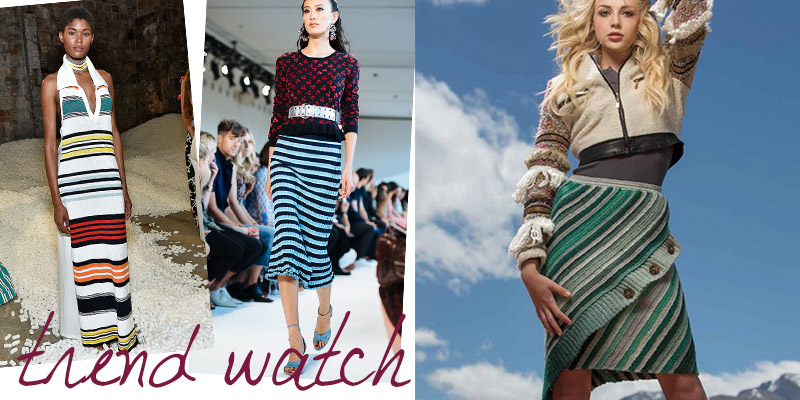 Trend Watch: Not Your Granny's Garments