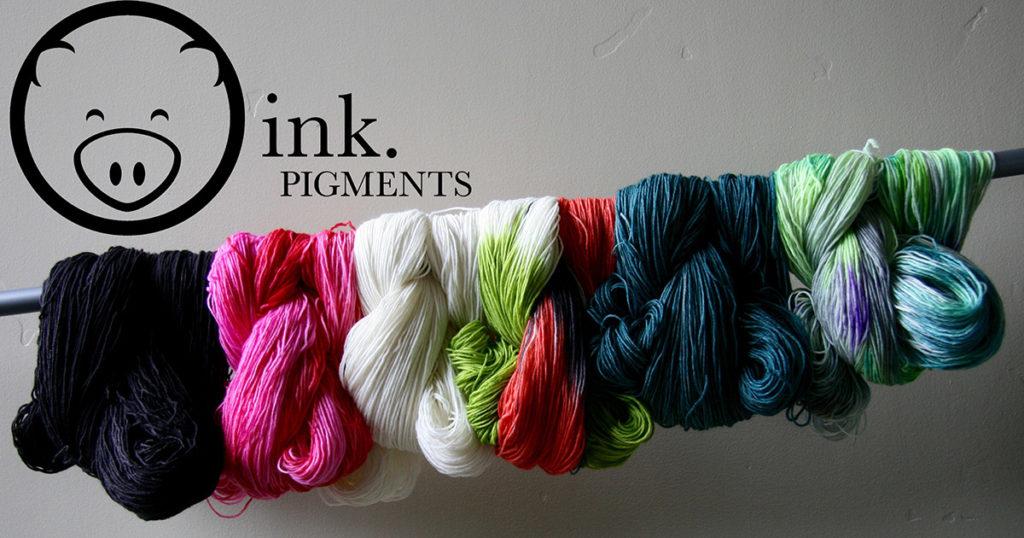 Indie Dyer Spotlight: Oink Pigments