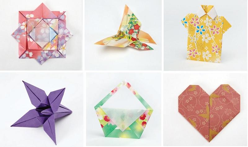 origam motifs paper from Origami Jewelry by Julián Laboy Rodríguez