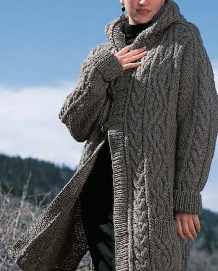 Cardigan Knitting Patterns:7 Free Cardigans You Have to Knit Interweave