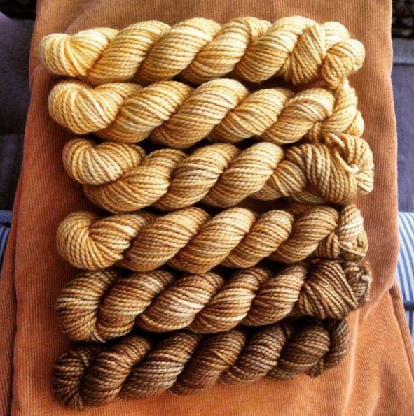 Beacon Knit Shawl Kit