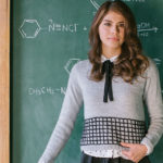 Pattern of the Week: The Periodic Pullover