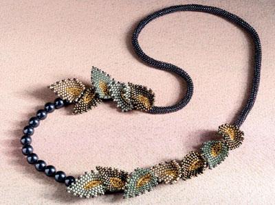 peyote-stitch-leaves-melind