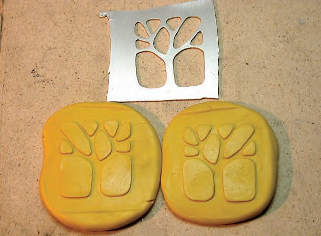 make mirror-image molds for mirror-image jewelry design like earrings