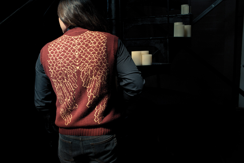 harry potter knits
