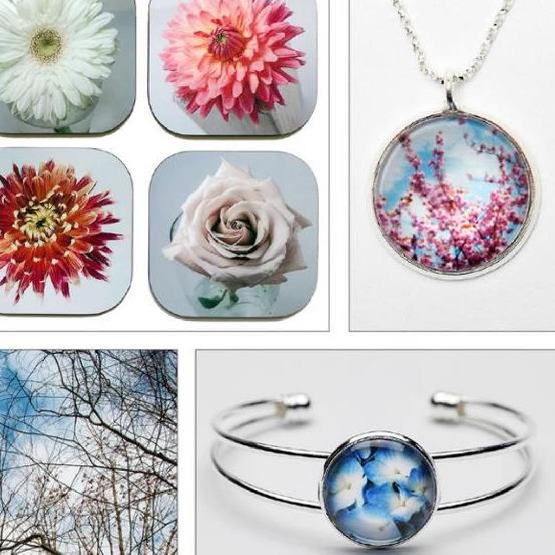 how to make photo jewelry
