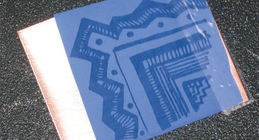 Create Pattern, Texture, Depth, and Contrast When You Etch Metal for Your Jewelry Making