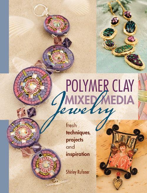 polymer clay jewelry tutorial