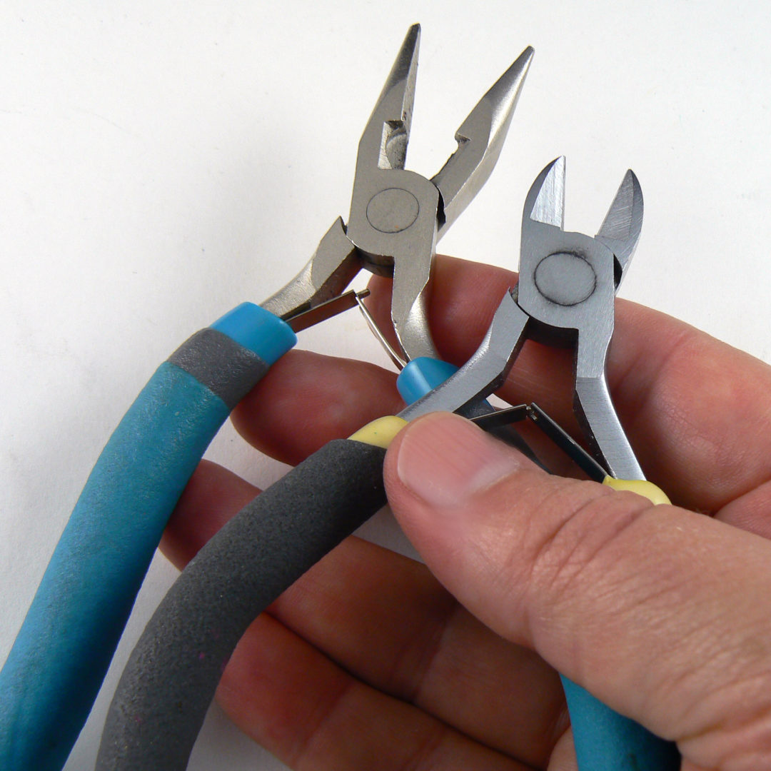 Christi Friesen's top 10 polymer clay tools: wire cutters and pliers