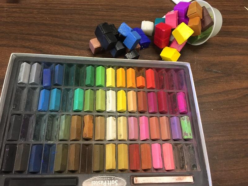 polymer clay online workshops with Christi Friesen