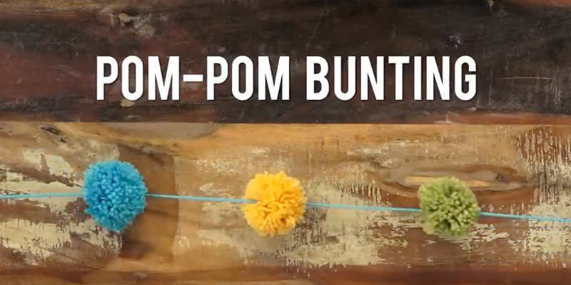 Yarn Hacks: Put a Pom-Pom On It!