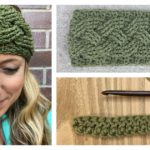 Conquer Crochet Cables in a Weekend