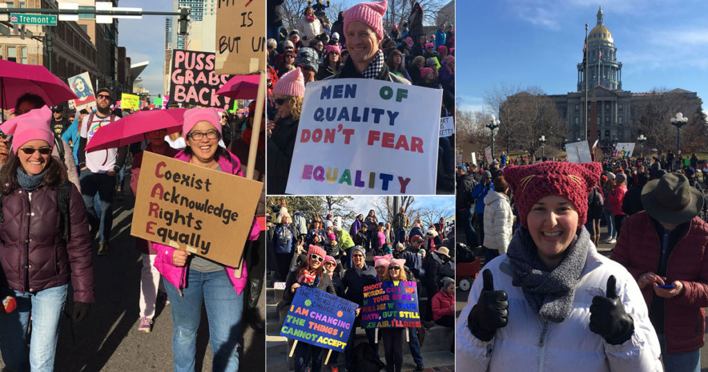 Creator of Women's March Hat Forges Ahead with Rule Book for a WTF World
