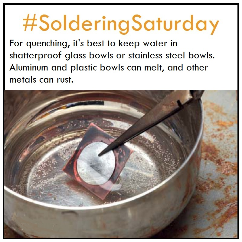 Soldering Saturday: Choose your tools carefully and think safety first!