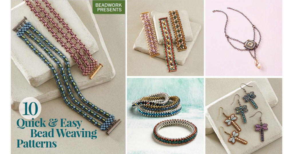 quick and easy Beadwork