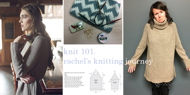 Knit 101: Finding the Perfect Fit