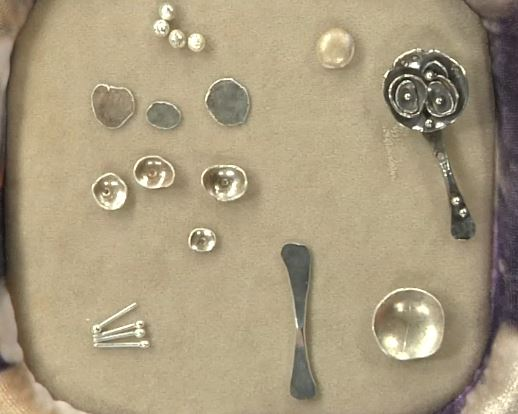 recycled silver components