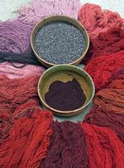An array of reds