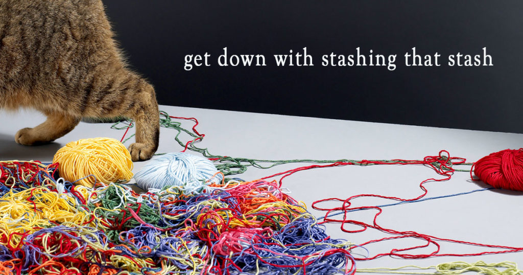 Stashing Your Yarn Stash: the Final Answer Is Here