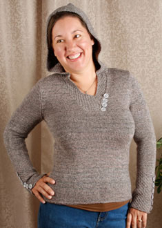 Knitting Gallery - Riding to Avalon Amy