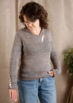 Knitting Gallery - Riding to Avalon Debbie