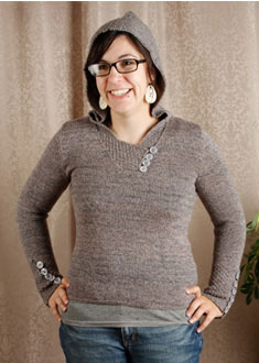 Knitting Gallery - Riding to Avalon Stefanie