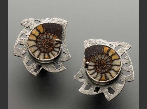 rolling-mill-paper-ammonite-earrings-LexiErickson