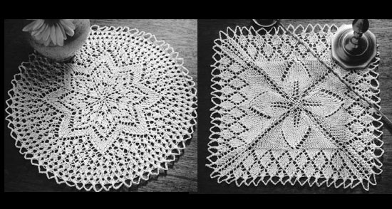 The Lace Knitting Of Mary Schiffmann Interweave