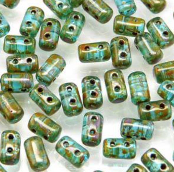 Rule 2-hole beads