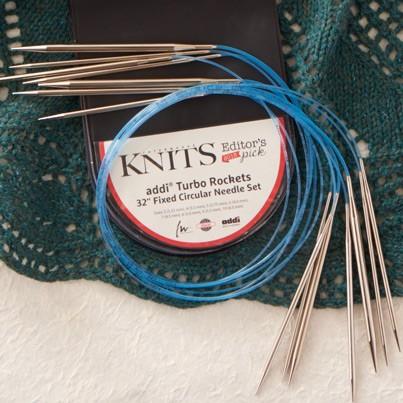The Cadillac of knitting needles!
