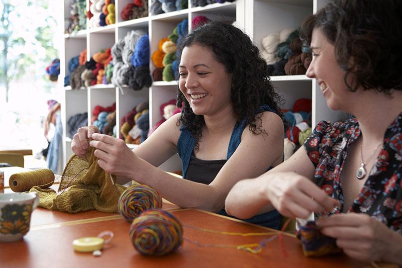 knitting horoscope