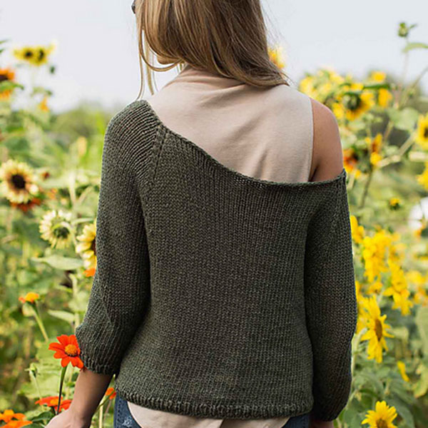 off-the-shoulder sweaters
