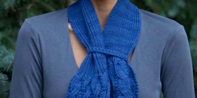 Scarf Knitting eBook: 7 FREE Knitting Patterns - Interweave
