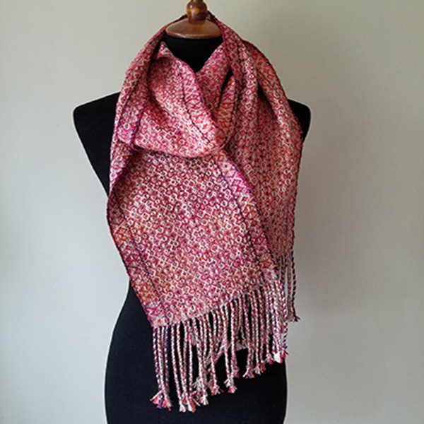 weave this scarf