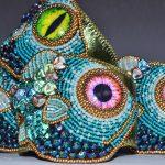 Bead Crochet, Tunisian Bead Crochet, Beautiful Jewelry