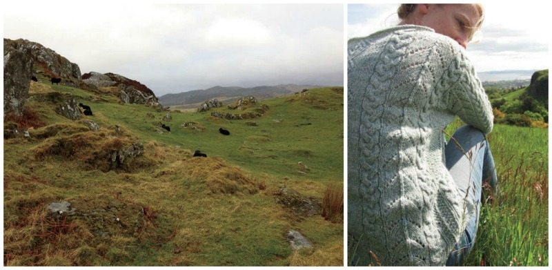 Knitting in Scotland: One Knitter's Adventures