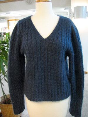 Bertha Sweater Girl