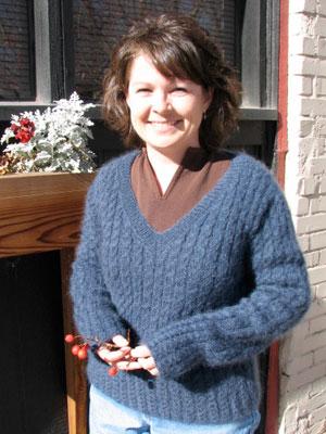 Debbie Sweater Girl
