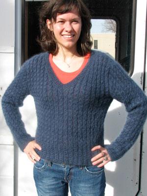 Katie Sweater Girl