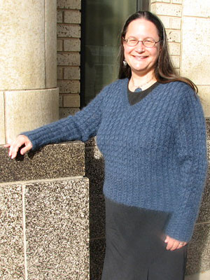 Sandi Sweater Girl