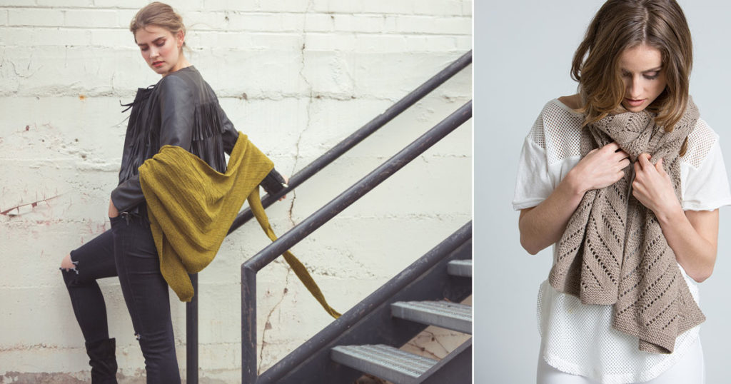 The Top 5 Knitted Shawls of 2017