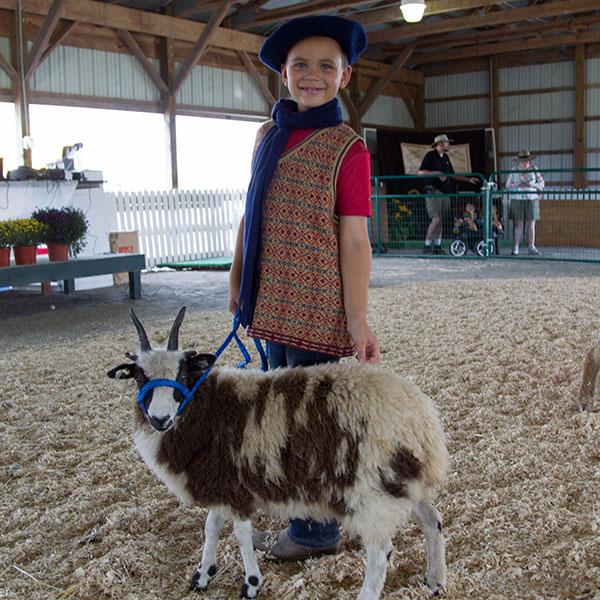 Garden State Sheep and Fiber Festival